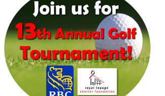 Join us for the 13th Annual Royal LePage Binder Golf Tournament