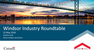 Windsor Industry Roundtable Presentation & Discussion Notes