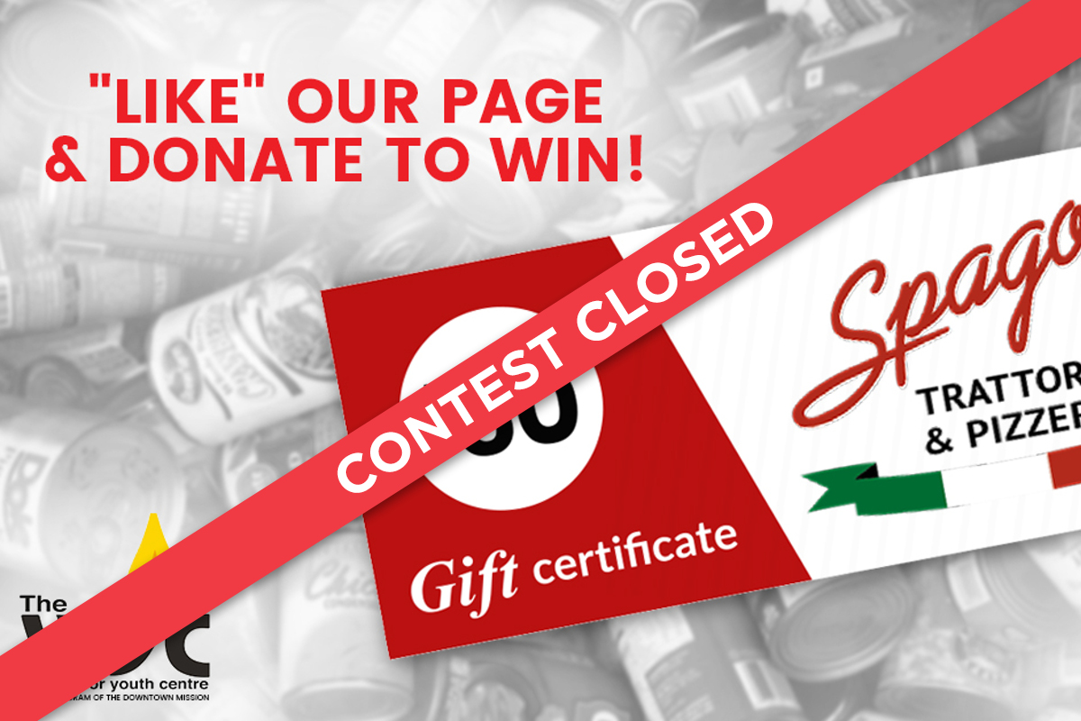 Enter to Win a $50 Spago Gift Certificate!